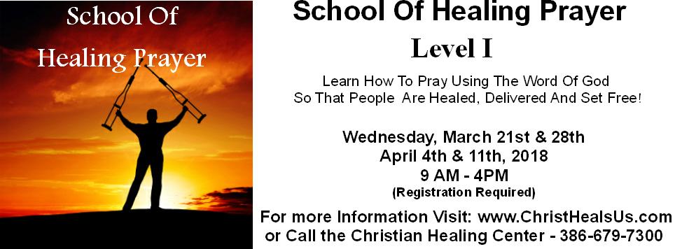School of Healing Prayer
